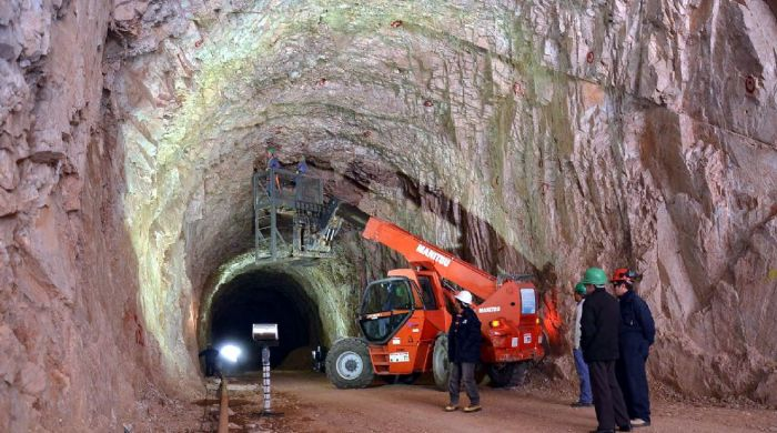 El túnel a Los Reyunos estará listo en diciembre