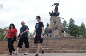 Llegaron 37.500 turistas a Mendoza durante el fin de semana