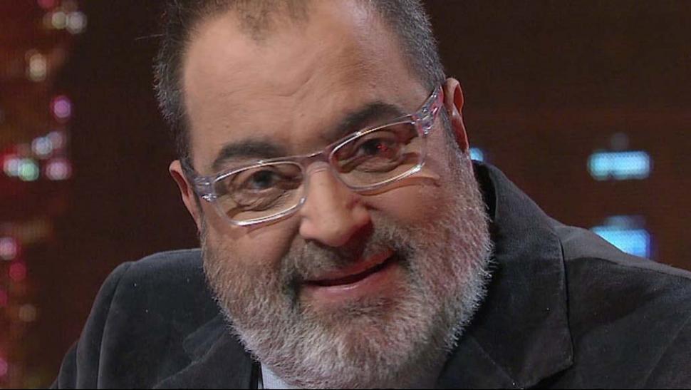 Lanata, también internado en la Fundación Favaloro