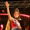 Aldana Heredia, de Club Social y Deportivo California del Este, es la reina de Santa Rosa