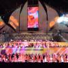 La sinfonía y la danza iluminaron el teatro griego Frank Romero Day