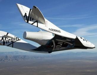 Una nave espacial privada se estrella en EE.UU.: un piloto murió y otro está grave