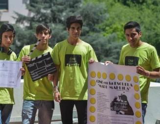 Estudiantes de Mendoza fueron distinguidos con el Premio Presidencial Escuelas Solidarias 2014