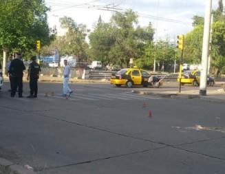 Muerte en la Costanera: secuestraron un auto