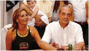 Graciela Gattás de Alvarez y Omar Alvarez, se enriquecieron en Giol estafando a La Colina
