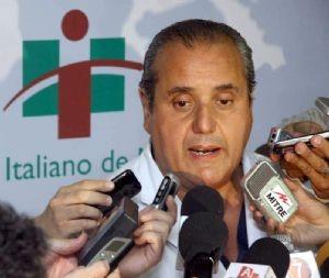 Miguel Angel Nicolás, testaferro de Vila-Manzano