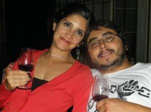 Carolina Elwart y José Luis Morales