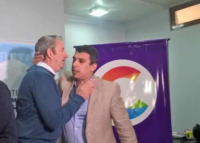 """Cobos: """"Estoy seguro que Quesada será intendente de San Rafael"""""""