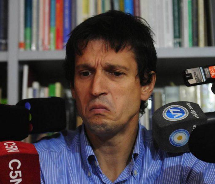 Lagomarsino insiste en que la muerte de Nisman fue un suicidio
