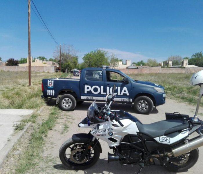 San Rafael: doble crimen, hay dos detenidos y apuntan a un robo