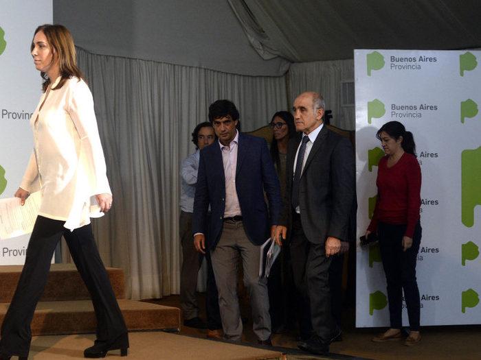 María Eugenia Vidal saca impuestos a los servicios de luz, agua y gas: bajarán entre el 6 y el 15%